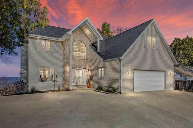 5879 Shore Acres Road, New Franken, WI 54229 (#50232821) :: Symes Realty, LLC