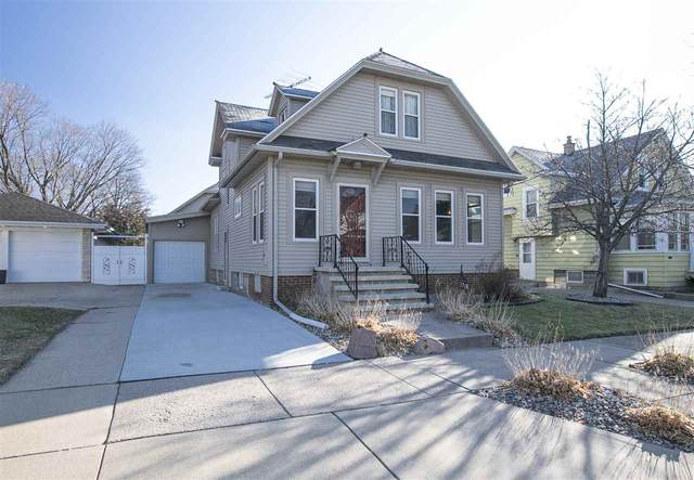 1718 Jefferson Street, Oshkosh, WI 54901 (#50232847) :: Town & Country Real Estate