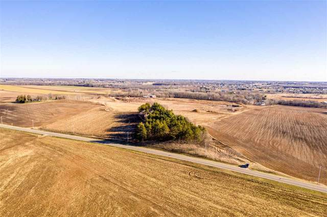 Manley Road, Greenville, WI 54942 (#50232852) :: Dallaire Realty