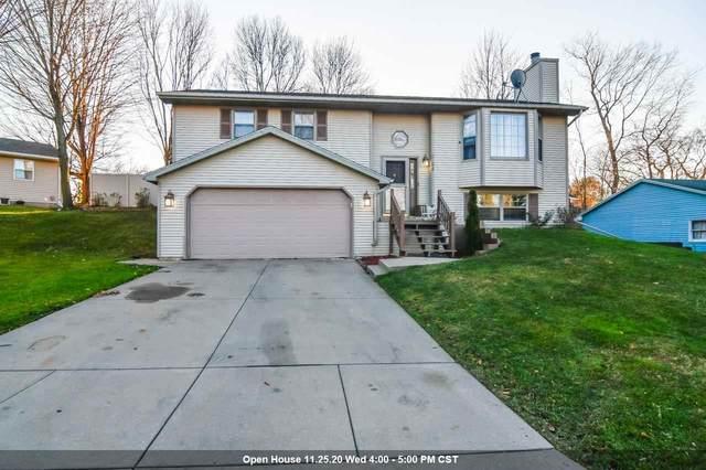 2494 Vagabond Street, Green Bay, WI 54302 (#50232891) :: Symes Realty, LLC