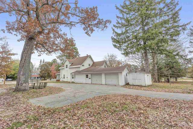 611 W Fulton Street, Waupaca, WI 54981 (#50232898) :: Ben Bartolazzi Real Estate Inc