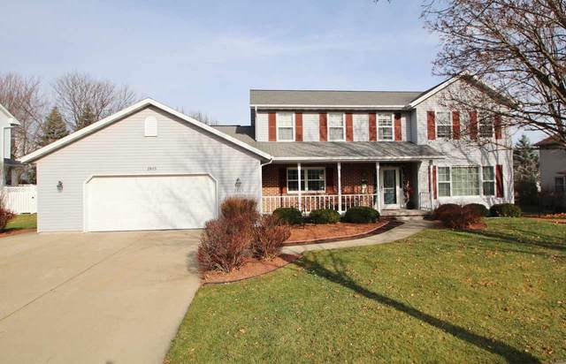 1815 S Sunkist Circle, De Pere, WI 54115 (#50232908) :: Ben Bartolazzi Real Estate Inc