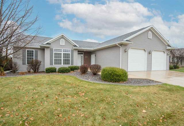 1595 Hunter Avenue, Fond Du Lac, WI 54937 (#50232923) :: Todd Wiese Homeselling System, Inc.