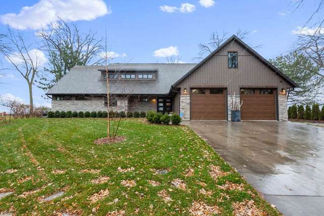 1049 Brighton Drive, Menasha, WI 54952 (#50232924) :: Ben Bartolazzi Real Estate Inc