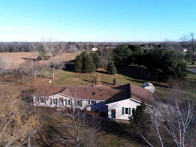 1474 Hwy C, Sobieski, WI 54171 (#50232949) :: Ben Bartolazzi Real Estate Inc