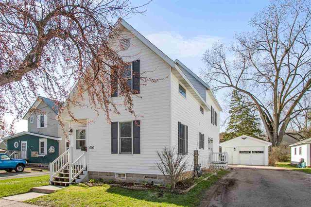 516 E Washington Street, New London, WI 54961 (#50232950) :: Todd Wiese Homeselling System, Inc.