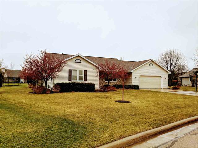 1497 Whitetail Drive, Neenah, WI 54956 (#50232954) :: Dallaire Realty