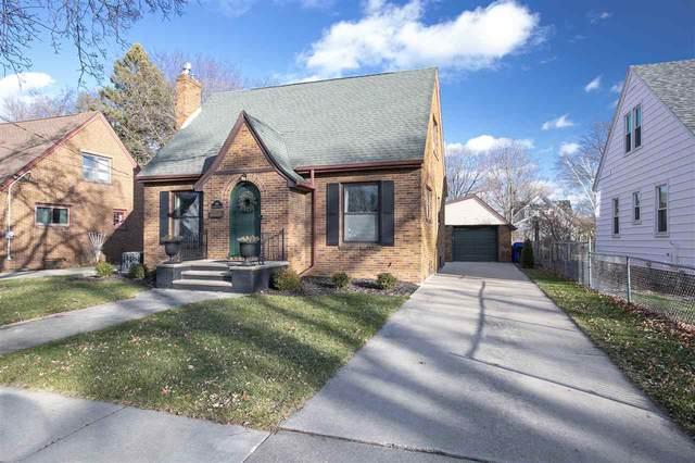 1518 N Harriman Street, Appleton, WI 54911 (#50232965) :: Symes Realty, LLC