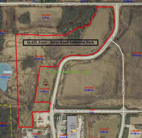 River Knoll Drive, Mayville, WI 53050 (#50232980) :: Dallaire Realty