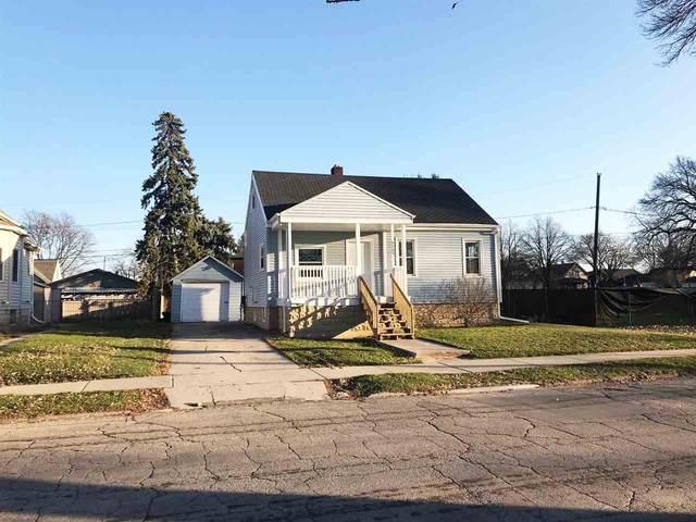 1143 S Chestnut Avenue, Green Bay, WI 54304 (#50232984) :: Ben Bartolazzi Real Estate Inc