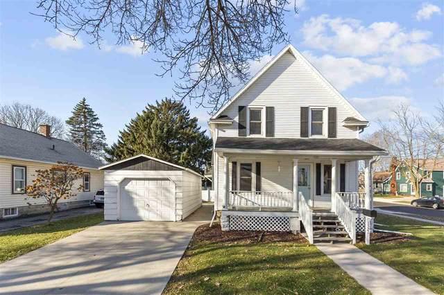 1321 N Drew Street, Appleton, WI 54911 (#50232985) :: Symes Realty, LLC