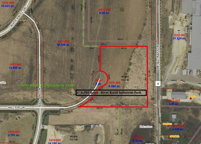 Hilltop Drive, Mayville, WI 53050 (#50232987) :: Symes Realty, LLC
