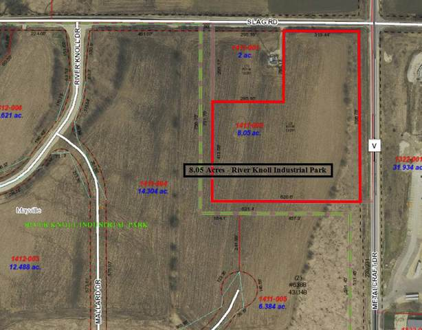 Metalcraft Drive, Mayville, WI 53050 (#50232988) :: Dallaire Realty