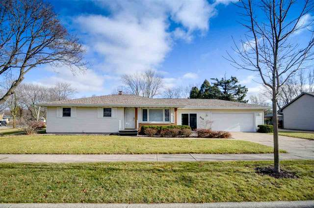 319 S Harriet Street, Kimberly, WI 54136 (#50233014) :: Dallaire Realty