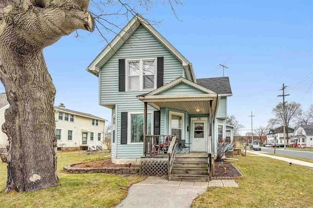 131 S Ashland Avenue, Green Bay, WI 54303 (#50233033) :: Ben Bartolazzi Real Estate Inc