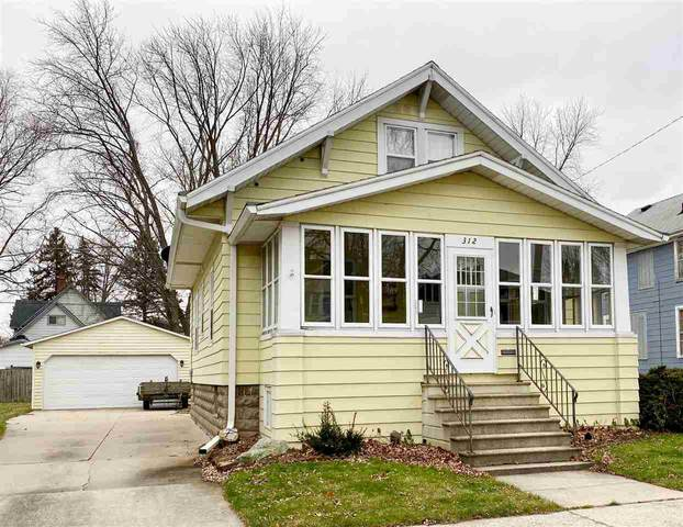 312 5TH Street, Fond Du Lac, WI 54935 (#50233034) :: Ben Bartolazzi Real Estate Inc