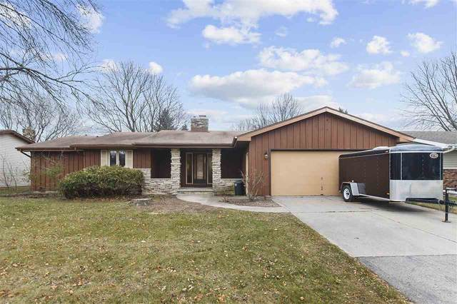 2128 Connies Court, Appleton, WI 54914 (#50233042) :: Dallaire Realty