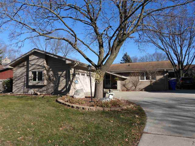 1108 N Briarcliff Drive, Appleton, WI 54915 (#50233043) :: Dallaire Realty