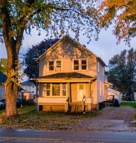 1322 S Broadway, Green Bay, WI 54304 (#50233050) :: Ben Bartolazzi Real Estate Inc