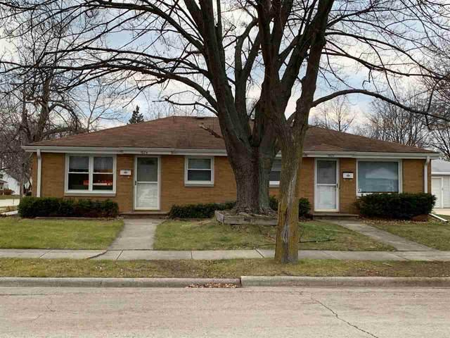 1622 Carroll Avenue, Green Bay, WI 54304 (#50233054) :: Ben Bartolazzi Real Estate Inc
