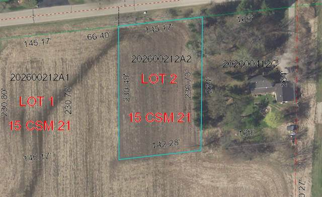 Allen Road, Little Suamico, WI 54171 (#50233071) :: Town & Country Real Estate