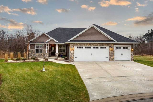 1434 Silverado Court, De Pere, WI 54115 (#50233094) :: Ben Bartolazzi Real Estate Inc