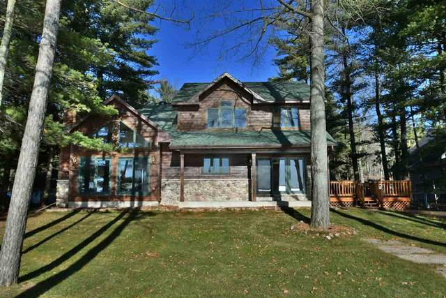W5681 North Shore Drive, Shawano, WI 54166 (#50233095) :: Todd Wiese Homeselling System, Inc.
