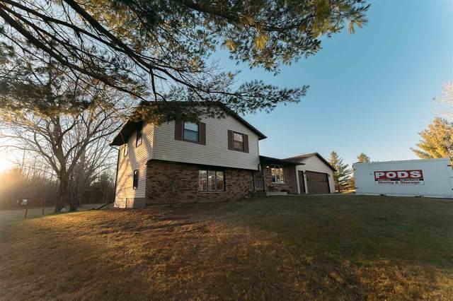 2257 Creekview Drive, Abrams, WI 54101 (#50233126) :: Ben Bartolazzi Real Estate Inc