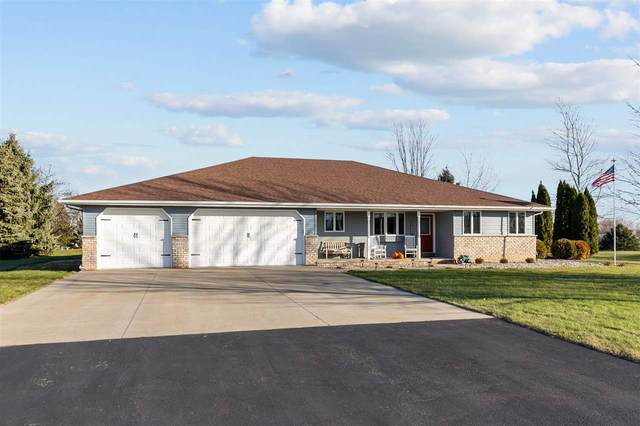 6252 N Preservation Trail, Appleton, WI 54913 (#50233157) :: Town & Country Real Estate