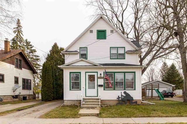 1518 Jefferson Street, Oshkosh, WI 54901 (#50233159) :: Town & Country Real Estate