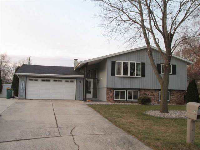 15 Pier Court, Fond Du Lac, WI 54935 (#50233189) :: Town & Country Real Estate