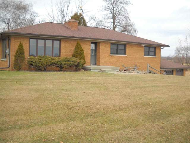 N11197 Hwy M, Waupun, WI 53963 (#50233195) :: Town & Country Real Estate