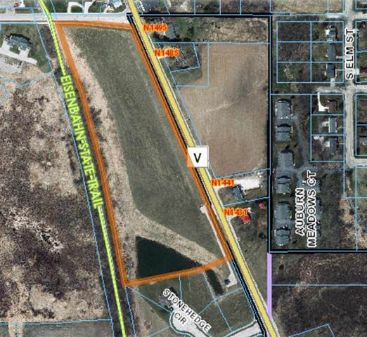 Hwy V, Campbellsport, WI 53010 (#50233201) :: Carolyn Stark Real Estate Team