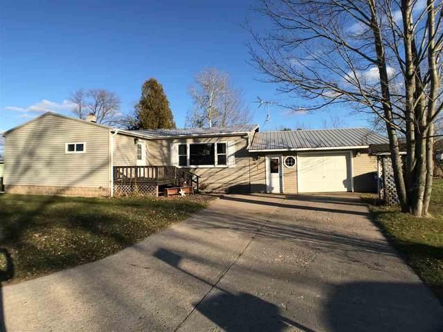 N668 Evergreen Street, Bonduel, WI 54107 (#50233214) :: Todd Wiese Homeselling System, Inc.