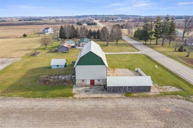 5970 Hwy Ii, Larsen, WI 54957 (#50233217) :: Town & Country Real Estate