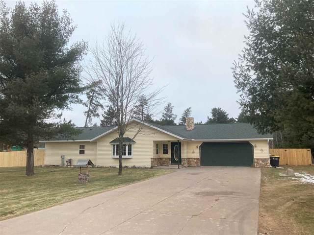 8642 Pine Acres Boulevard, SAYNER, WI 54560 (#50233218) :: Todd Wiese Homeselling System, Inc.
