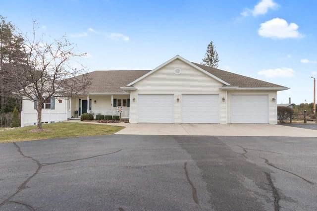 W9959 Hwy 64, Pound, WI 54161 (#50233245) :: Todd Wiese Homeselling System, Inc.
