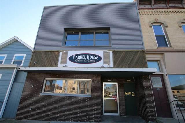124 E Oak Street, Juneau, WI 53039 (#50233333) :: Dallaire Realty