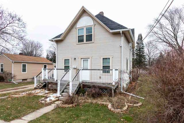 632 Lincoln Street, Seymour, WI 54165 (#50233341) :: Dallaire Realty