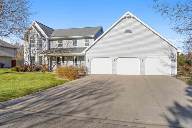 1436 Waterford Drive, Green Bay, WI 54313 (#50233347) :: Ben Bartolazzi Real Estate Inc