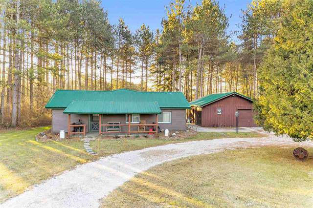 3021 Hwy Vv, Two Rivers, WI 54241 (#50233362) :: Todd Wiese Homeselling System, Inc.