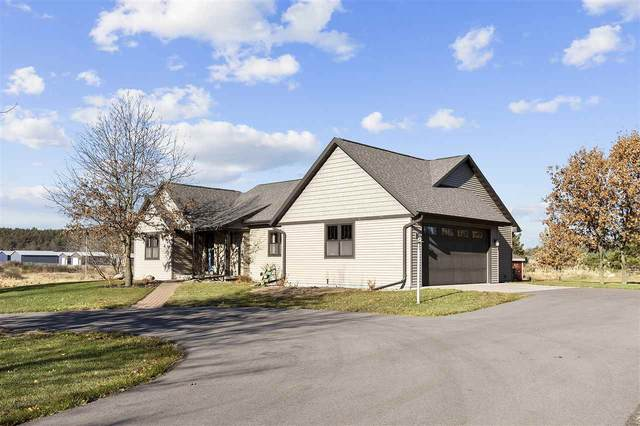E2067 Polly Road, Waupaca, WI 54981 (#50233417) :: Dallaire Realty