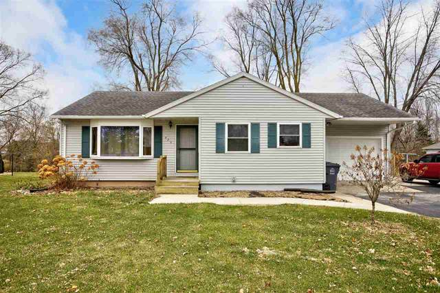 424 Hwy Ce, Kaukauna, WI 54130 (#50233520) :: Todd Wiese Homeselling System, Inc.