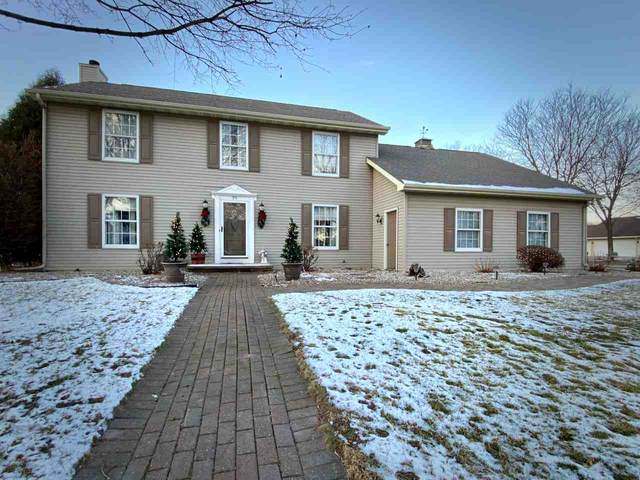 39 Lamplighter Court, Appleton, WI 54914 (#50233581) :: Dallaire Realty