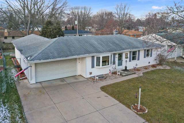 335 Conover Drive, Green Bay, WI 54303 (#50233586) :: Dallaire Realty