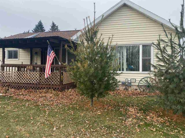 443 Mill Street, Manawa, WI 54949 (#50233588) :: Dallaire Realty