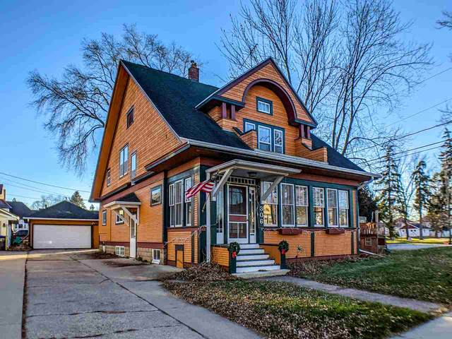 306 W Beacon Avenue, New London, WI 54961 (#50233625) :: Todd Wiese Homeselling System, Inc.