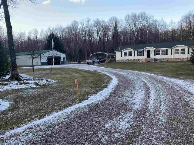 W954 Hwy M, White Lake, WI 54491 (#50233638) :: Todd Wiese Homeselling System, Inc.