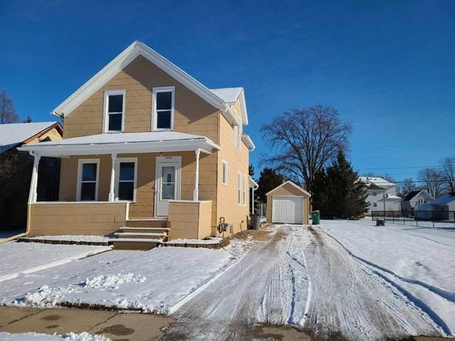 1006 Minnesota Avenue, North Fond Du Lac, WI 54937 (#50233658) :: Carolyn Stark Real Estate Team