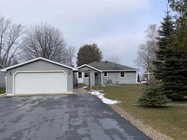 W4656 Swan Acre Drive, Cecil, WI 54111 (#50233680) :: Todd Wiese Homeselling System, Inc.